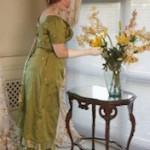 1910 Lady Maud Evening Dress