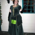 "1886 ""Champagne"" Fancy Dress Costume"