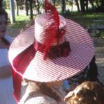 1787 Tall Crown Hat