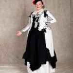 1775 Maja Fancy Dress Costume