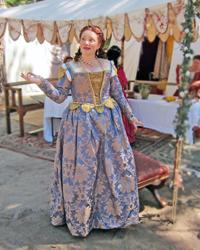 1550s Venetian Gown