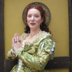 1560s Venetian Courtesan Gown