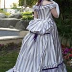 1870-1 Evening Dress