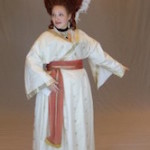 1770s Sultana (Turkish posing gown)