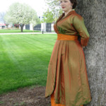 1910 Wings of the Dove Afternoon Dress