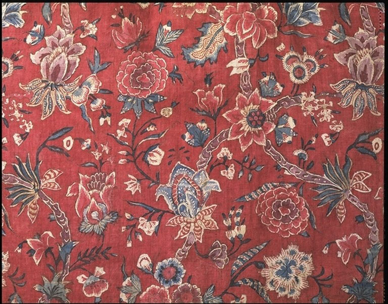 18th Century Printed Cotton Fabrics – Démodé