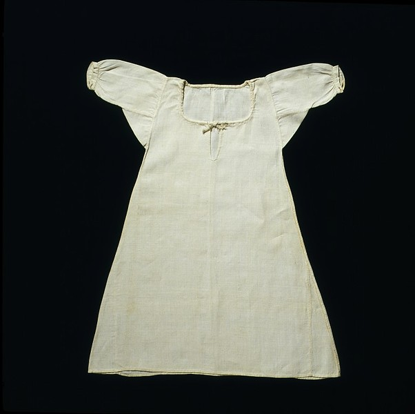 Billedresultat for 18th century chemise