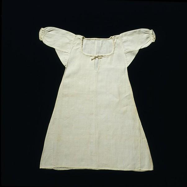 Billedresultat for 18th century chemise