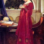 Crystal Ball by Waterhouse