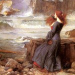 The Tempest by Waterhouse
