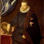 A similar style:  Pulzone's Ferdinand I, 1590