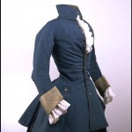 1750s habit jacket at the V&A