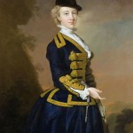 "Hudson, ""Nancy Fortesque,"" 1760s"