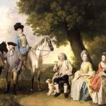 "Zoffany, ""The Drummond Family,"" 1769"
