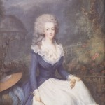 """Marie Antoinette in Riding Dress,"" 1778"