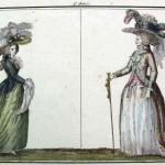 Magasin des Modes, 1787