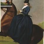 "Stubbs, ""Laetitia, Lady Lade,"" 1793"
