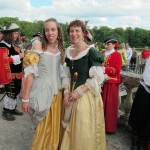 Helene & Eli in 17th c.