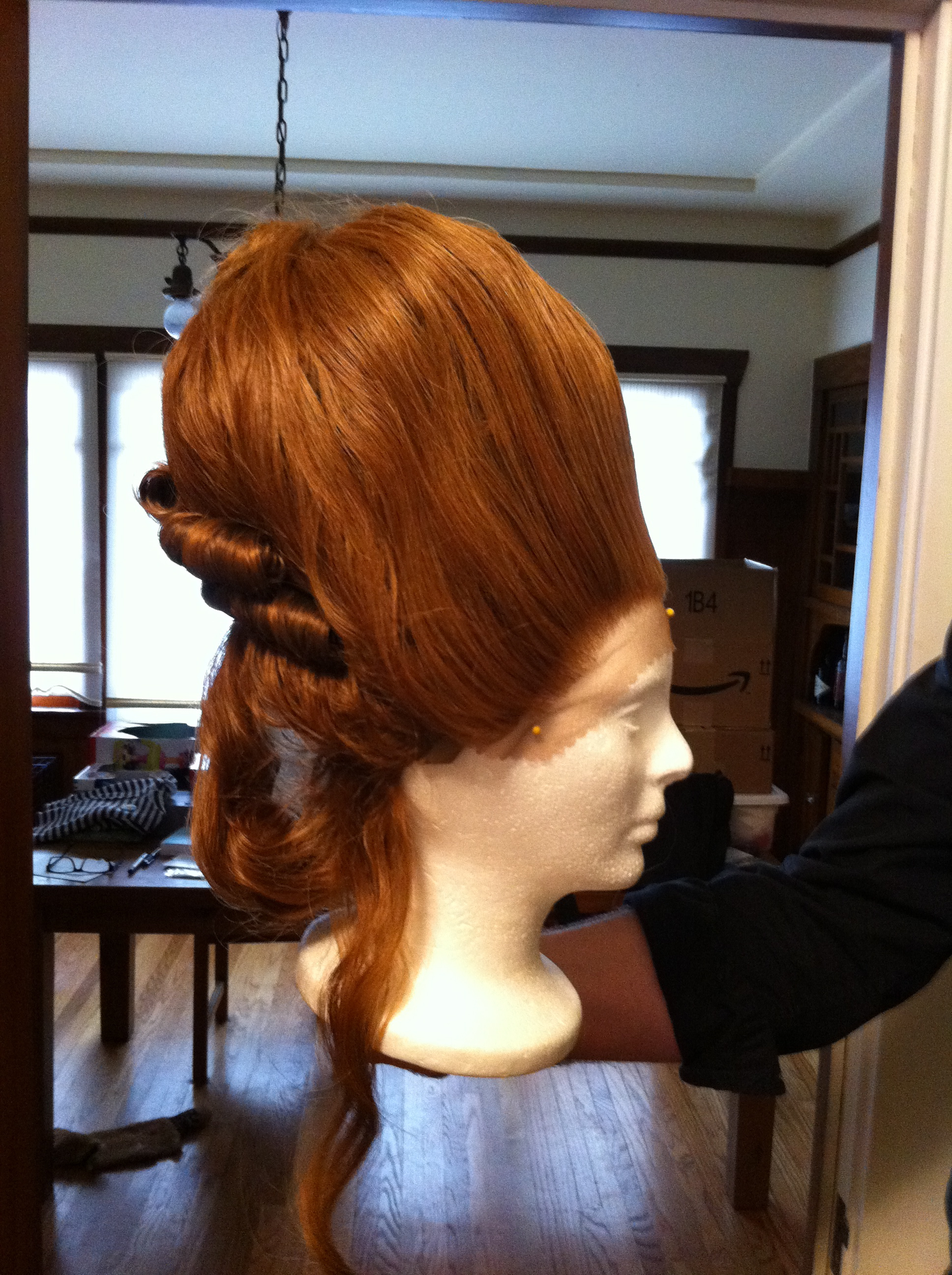 Custom 18th Century Wigs – Démodé