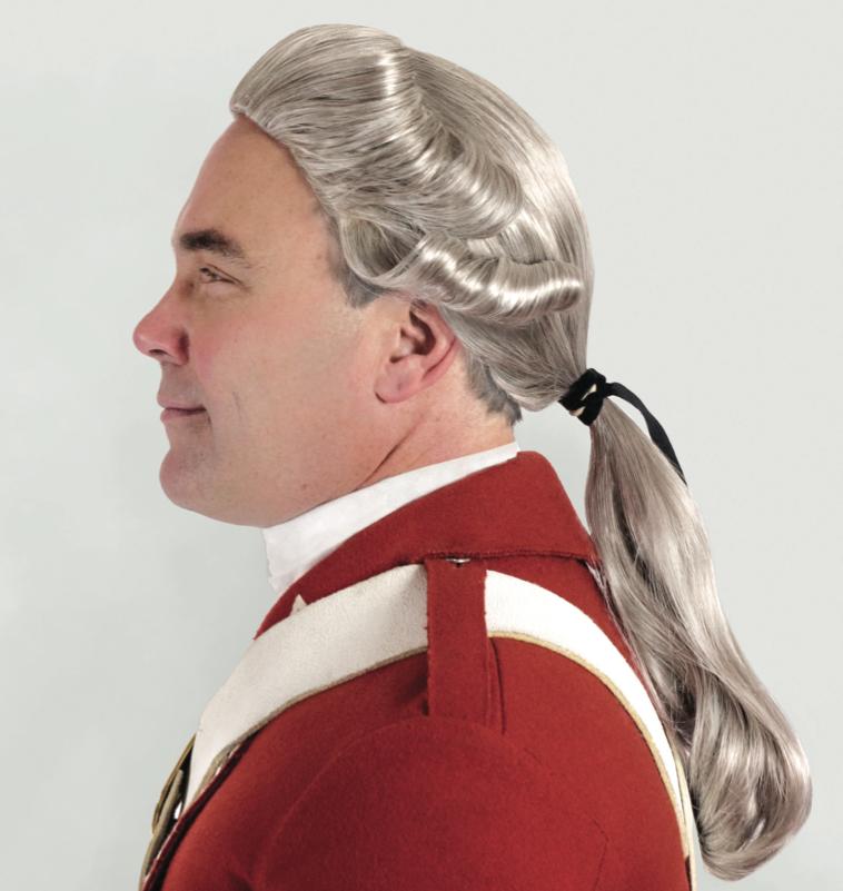 Custom 18th Century Wigs D 233 Mod 233