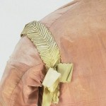 Extant garment, armhole trim #1