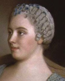Marvelous Women39S Hairstyles Amp Cosmetics Of The 18Th Century France Short Hairstyles Gunalazisus