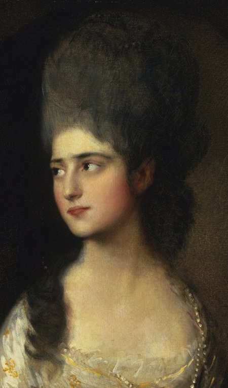 Women S Hairstyles Amp Cosmetics Of The 18th Century France