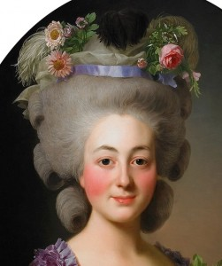 women s hairstyles cosmetics of the th century  the