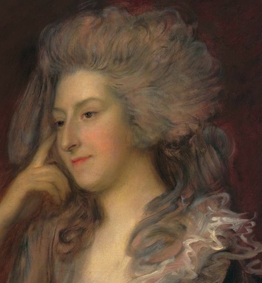Women S Hairstyles Cosmetics Of The 18th Century France