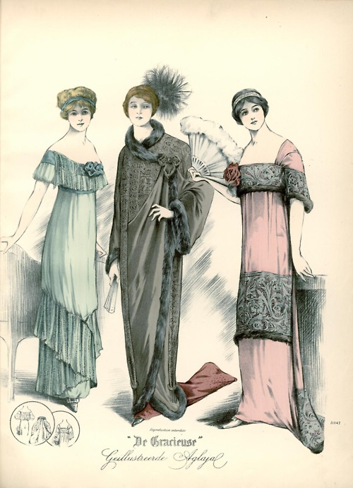 Dressing For Dinner On The Titanic Early 1910s Evening Dress D Mod