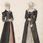 English bourgeois and merchant class women