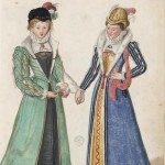 English lady and young lady - this one should be new to most of you!