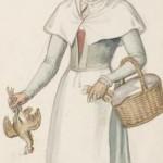English villager