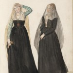 Venetian courtesan and widow