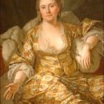Annette, Comtesse de Vergennes by de Favray via Wikimedia Commons