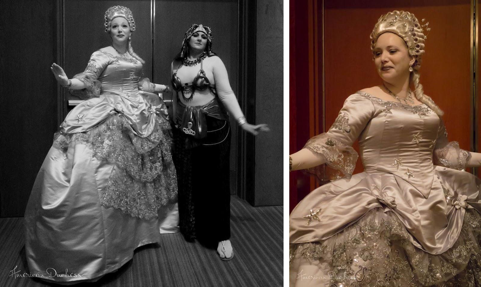 Norma Shearer\'s Rocket Dress (sorta) from Marie Antoinette (1938 ...