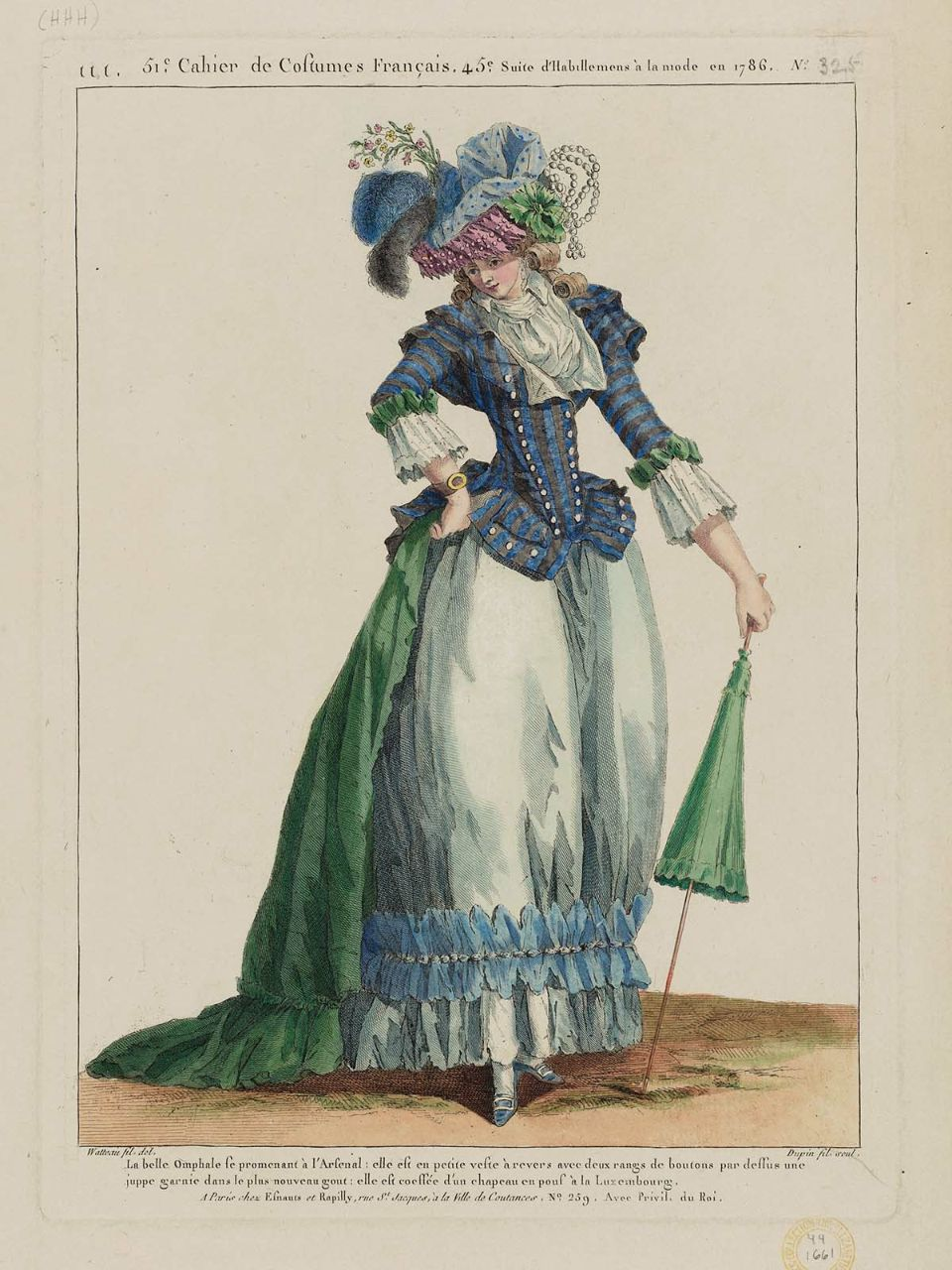 1795–1820 in Western fashion