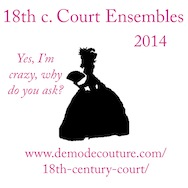 18th Century Court Ensembles Project