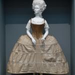 Woman's panier, England, 1750-80 | LACMA