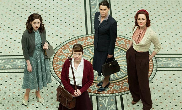 BBC's The Bletchley Circle