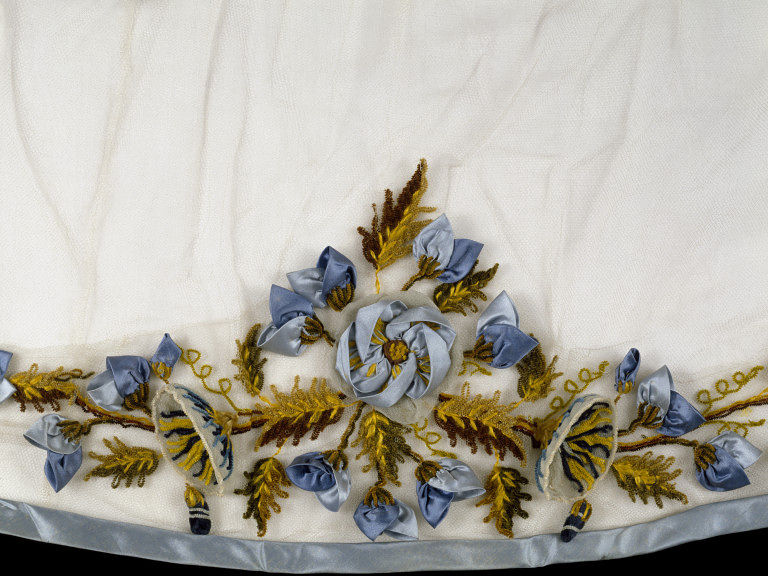 18th Century Ribbon Embroidery Dmod