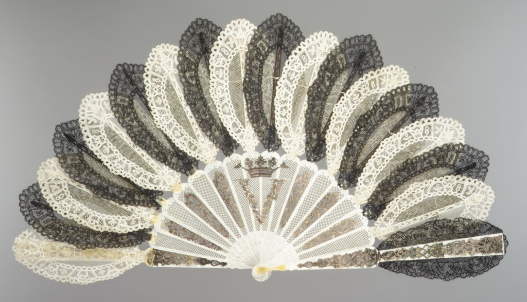 Fan, ca. 1858, possibly Spanish, Metropolitan Museum of Art